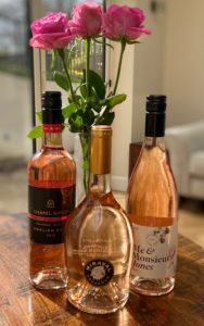 Mother's Day wine selection